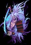 Shaman King // Amidamaru // Vector Speedpaint