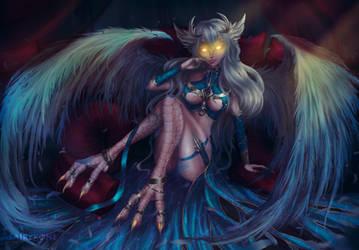 Ring of Aquila Humanization // Speedpaint