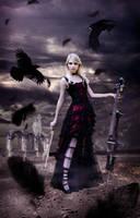 Desolate Melody by llinute
