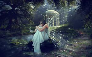 Dreams of Blue by llinute
