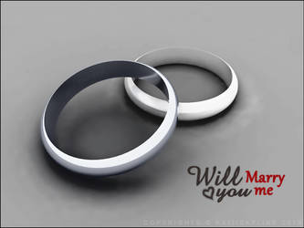 :: Will you Marry me :: by AliTalahi