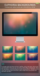 Euphoria Backgrounds by M3-f-web