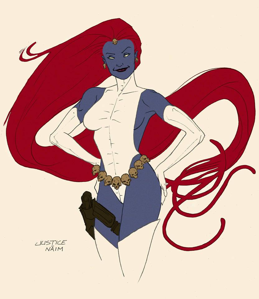 Mystique!