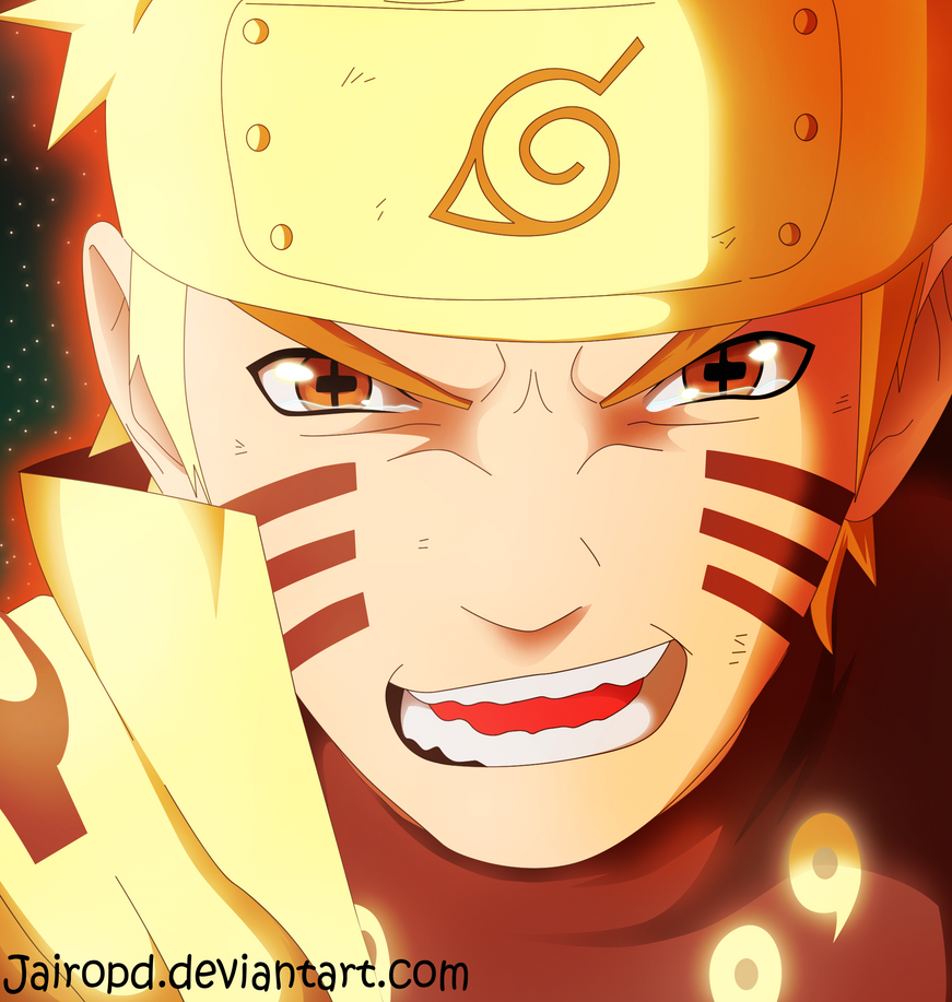 Naruto and Obito's death by JAIROPD