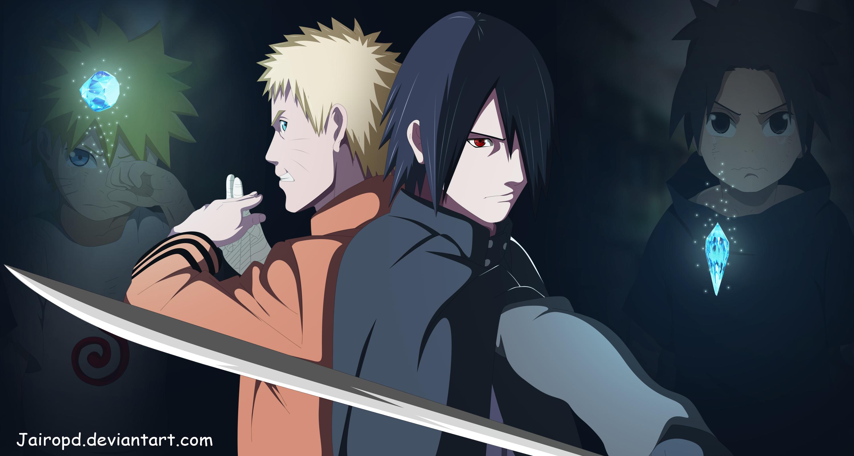 Great Wallpaper Naruto Deviantart - naruto_y_sasuke__friends_forever__by_jairopd-d9w6yc2  Snapshot_303929.png
