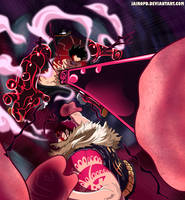 Katakuri Vs Luffy (ONE PIECE 884) by JAIROPD