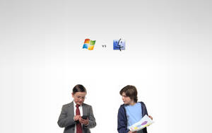 PC vs Mac Kids v2 by jasonh1234