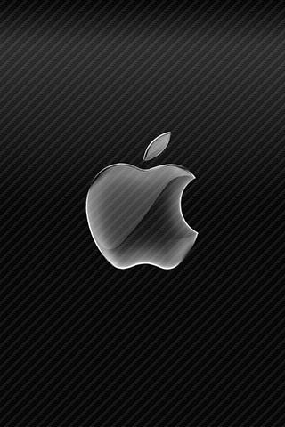 Carbon fiber apple iphone by jasonh1234 on deviantart - Carbon wallpaper iphone ...
