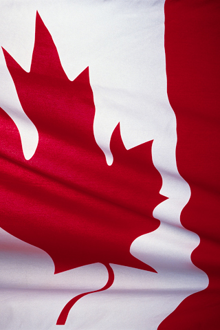 Canadian flag iphone wallpaper by jasonh1234 on deviantart - Canada flag wallpaper hd for iphone ...