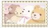 F2U | Teddy Bear Stamp by ProfileDecor