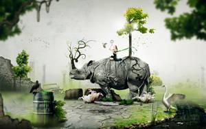 Urban Environment by d4m