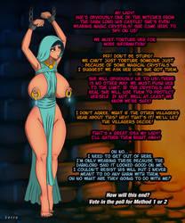 The innocent prisoner 1s by Lerra22