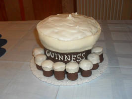 Guinness Cake by sweetdisposition14