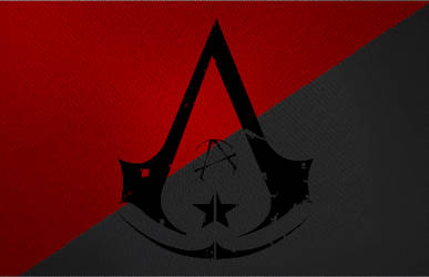 Anarchist Assassin Flag by w1haaa