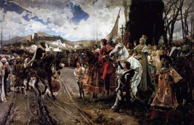 Battle of Granada by w1haaa