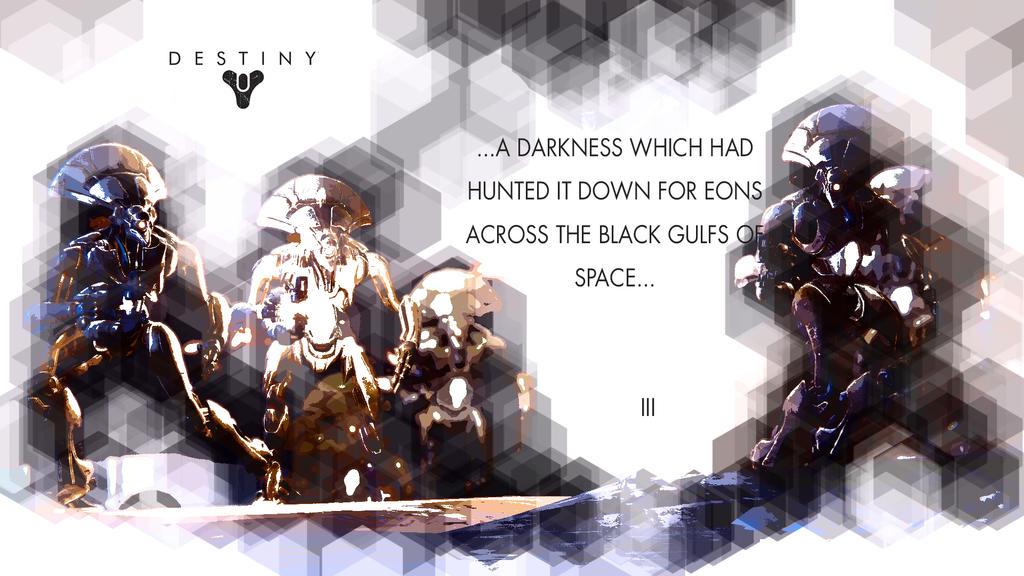Destiny Fallen By W1haaa Deviantart – Desenhos Para Colorir