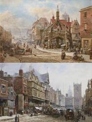 Victorian London by w1haaa