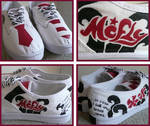 McFly shoes.