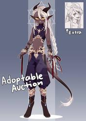 Seran - Adoptable Auction [CLOSE]