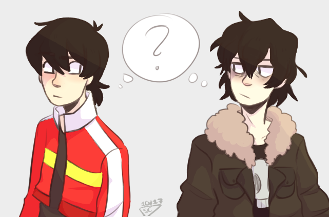Nico and Space Nico Question Mark? by dessyxwessy