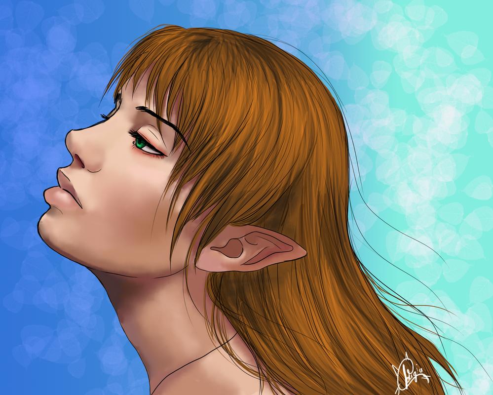 My princess by Eltoras