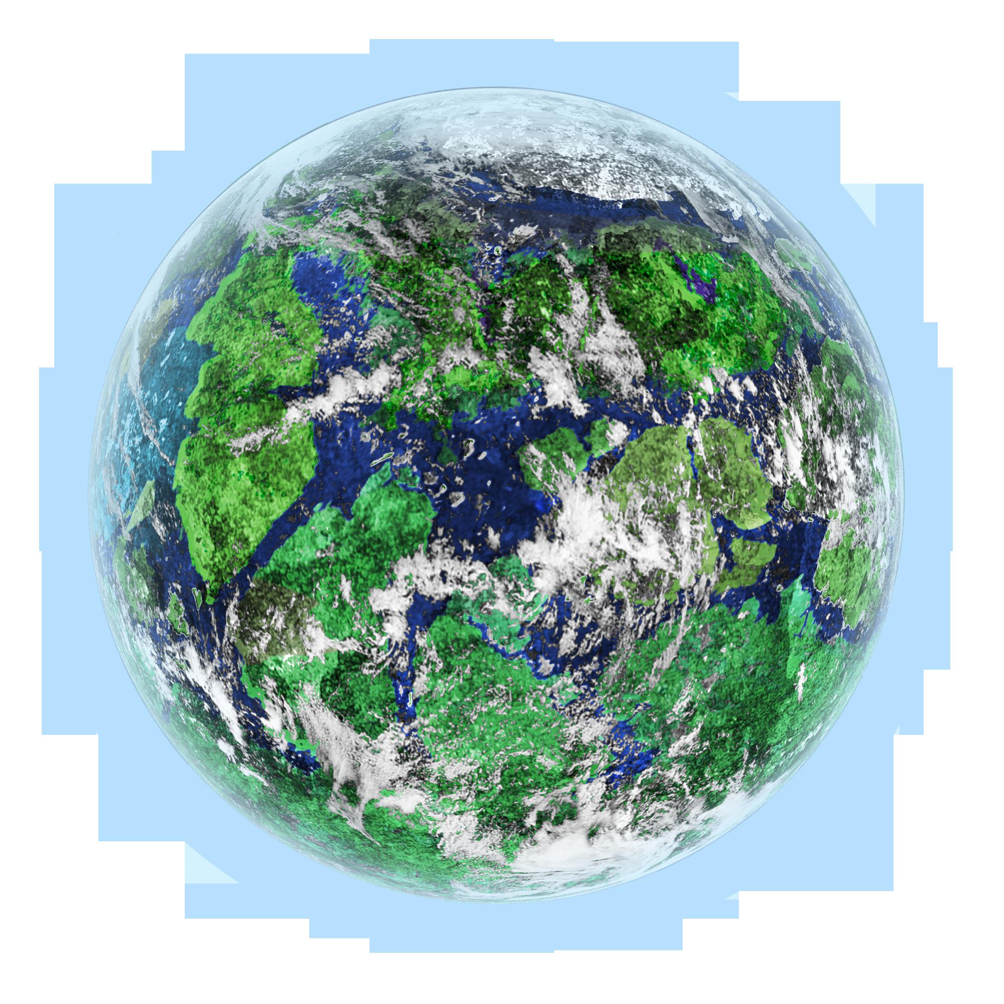 Terran Planet 1 by KillaBC on DeviantArt