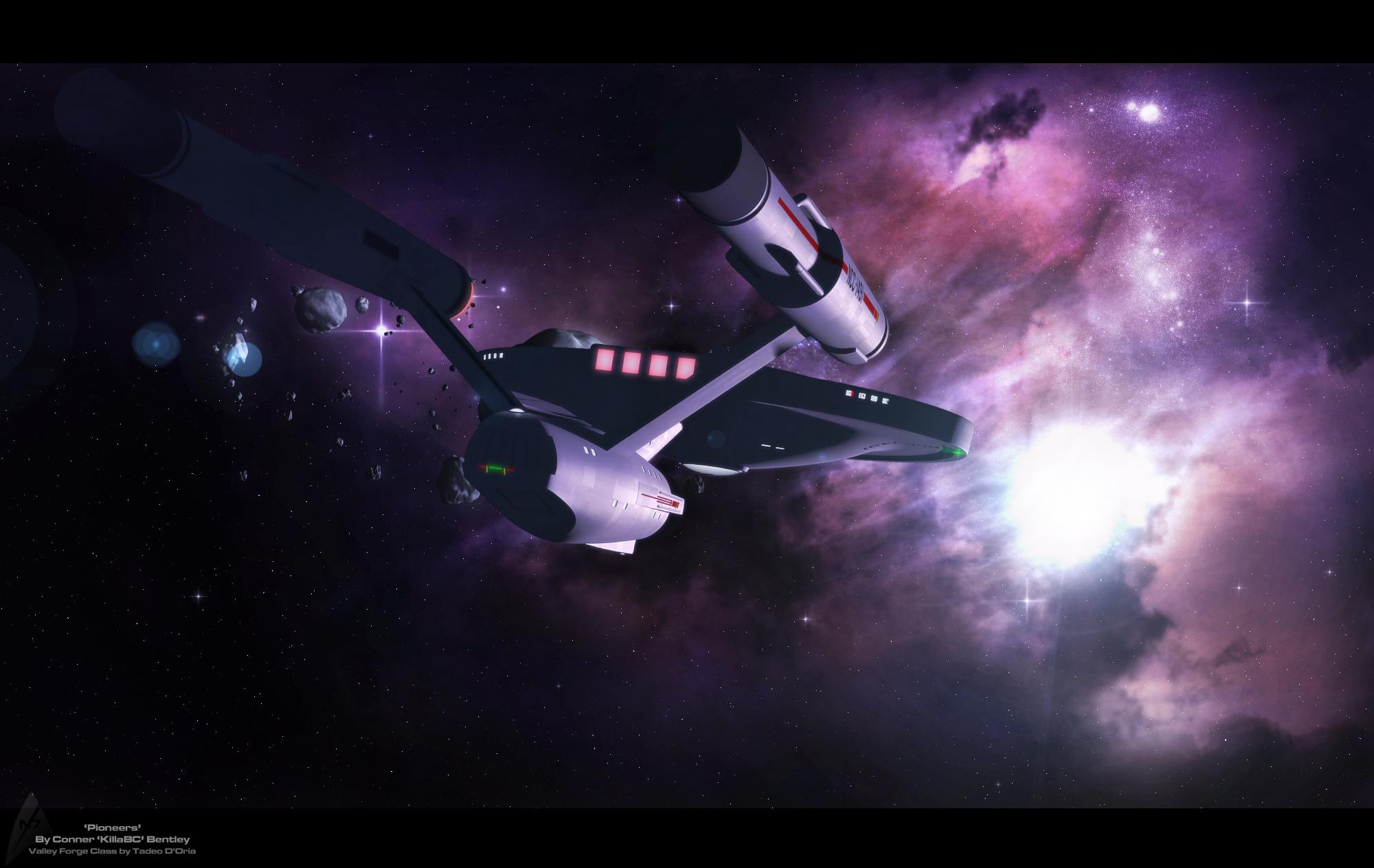 Pioneers by KillaBC