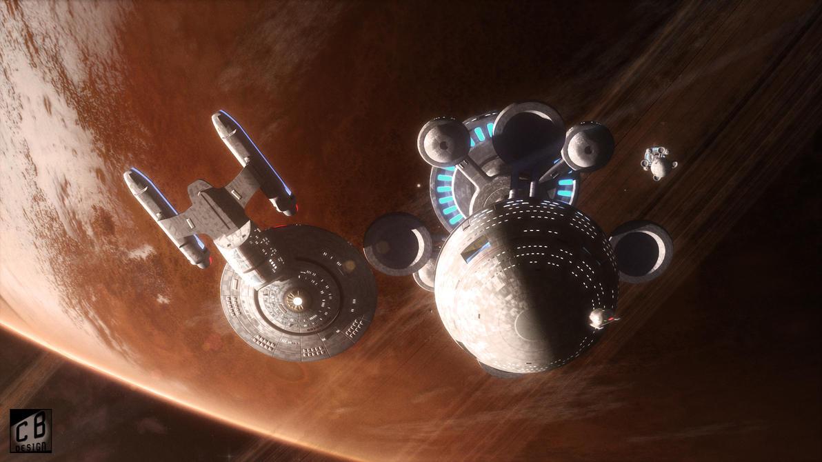Orbital Transfer by KillaBC