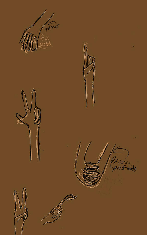Hand practice by kitty22puppy20