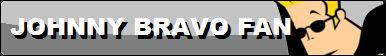 Johnny Bravo Fan Button