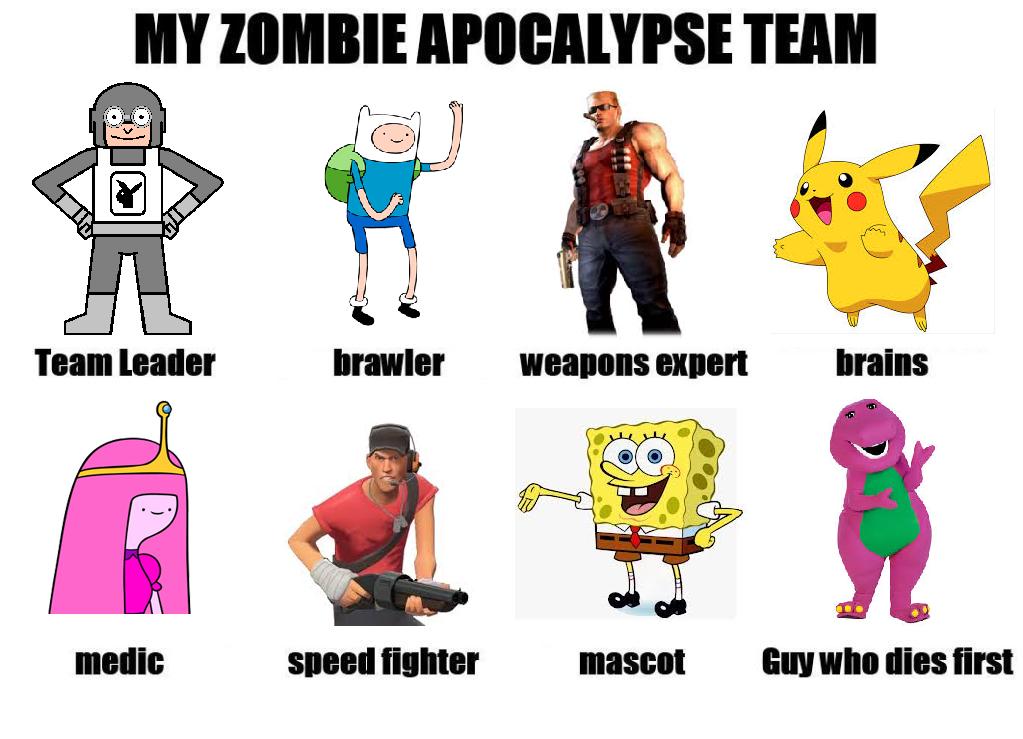 how to start a zombie apocalypse story