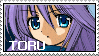 Toru Kugami Stamp by RGMfighter14