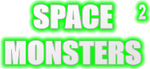 Space Monsters sequel logo by PlayboyCommando