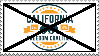 Anti-California Freedom Coalition stamp by RGMfighter14