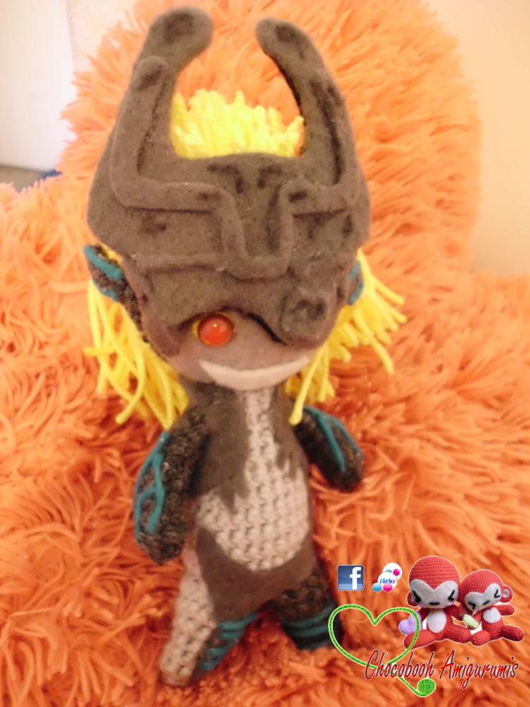 Amigurumi Owl Patterns Free : Midna Amigurumi (from Legend of Zelda) by franfalla on ...