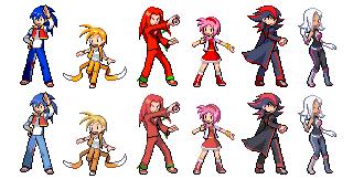 HSD: Pokemon sprite MANIA by LyraVulpictor
