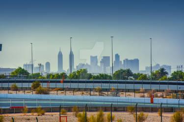 Dubai Autodrome - Race Track