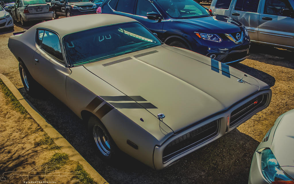 1972 Dodge Charger R/T by yellywoo