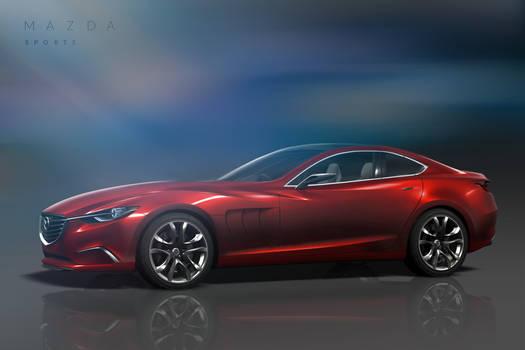Mazda RX7 Concept