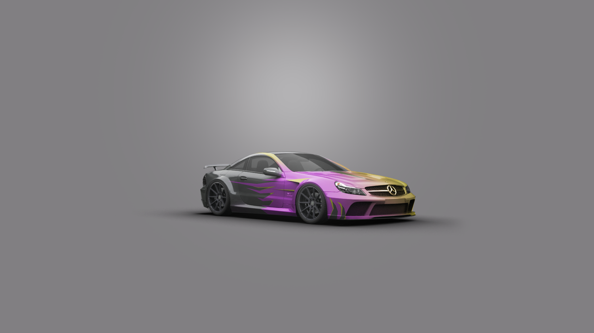 Mercedes by yellywoo