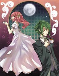 Magic Tea by cos22