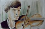 Sherlock: Violin
