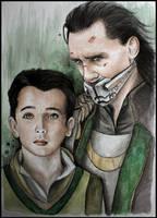 The Prince of Asgard by SallyGipsyPunk