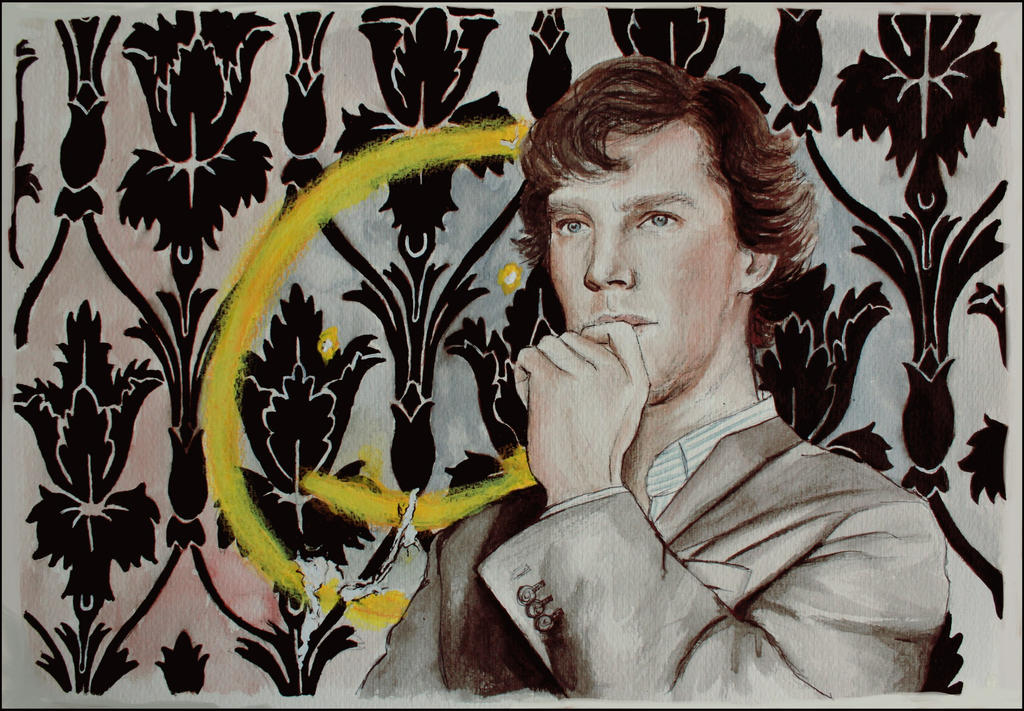 Consulting Detective by SallyGipsyPunk