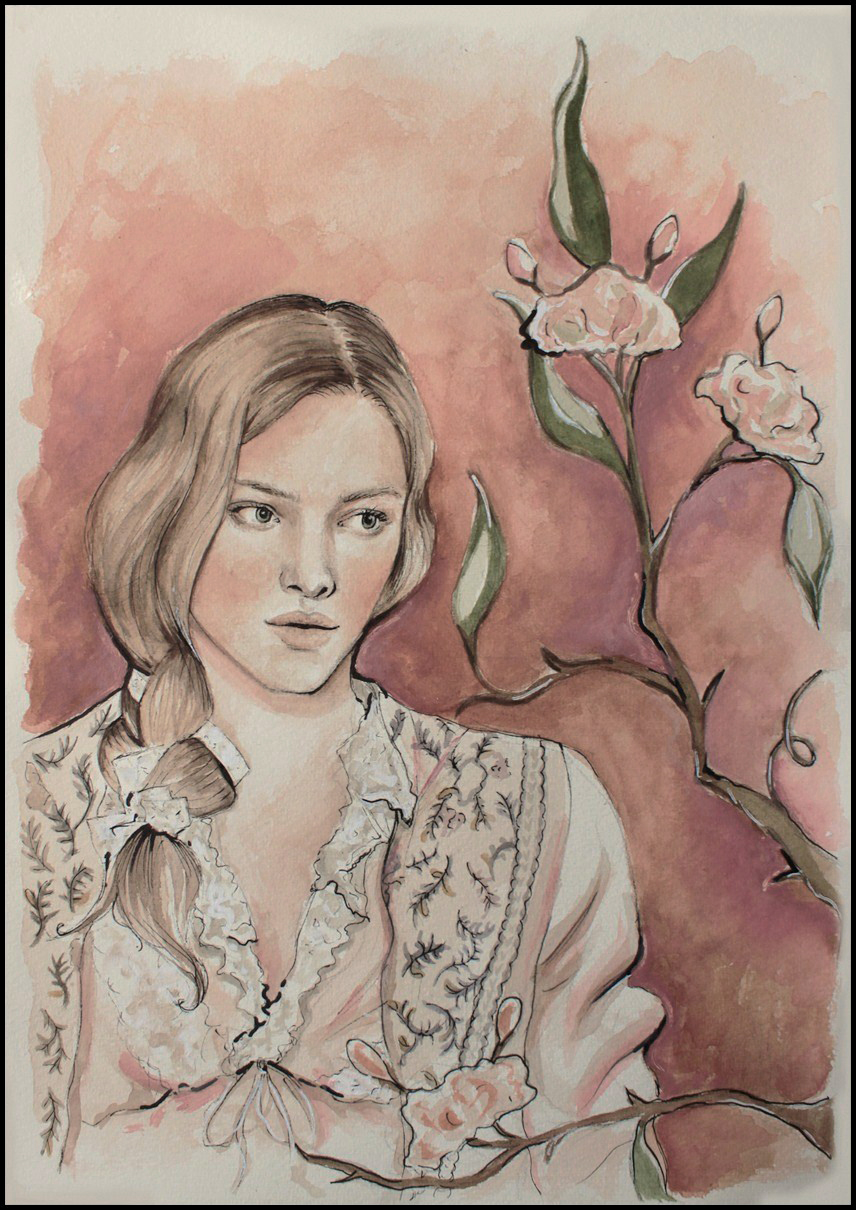 Cosette by SallyGipsyPunk