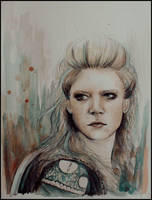 Lagertha by SallyGipsyPunk