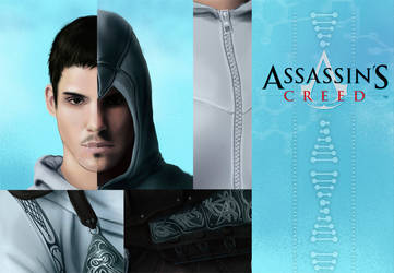 Assassin's Creed -  Details by Evil-Siren