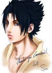 Sasuke for Came-chan