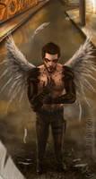 Adam Jensen - Deus Ex Human Revolution