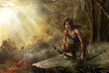 Tomb Raider Reborn by Evil-Siren
